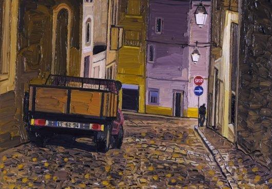 Rua Augusto Cardoso a Noite